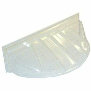 The Best Window Well Covers Option: Maccourt W4217-DI Pack of 4 Window Well Cover