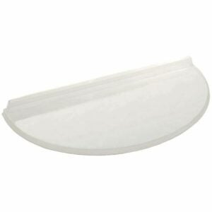 The Best Window Well Covers Option: Shape Circular Polycarbonate Window Well Cover