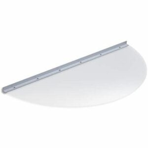 The Best Window Well Covers Option: Ultra Protect Semi Round Basement Window Well Cover
