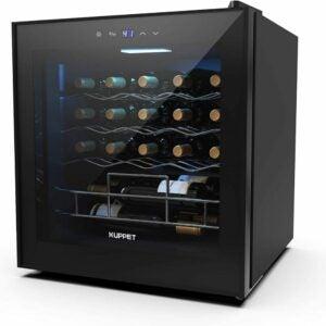 The Best Wine Coolers Option: KUPPET 19 Bottles Wine Cooler