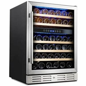 "The Best Wine Coolers Option: Kalamera 24"" Wine Cooler"