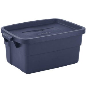 Best Storage Bins Options: Rubbermaid Roughneck️ Storage