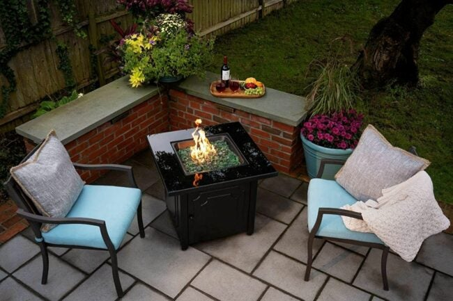 The Best Gas Fire Pit Option