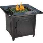 """The Best Gas Fire Pit Option: Endless Summer 30"""" Outdoor Propane Gas Fire Pit"""