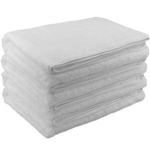 最佳浴巾选择:聚乙烯超细纤维快速干燥无毛浴巾
