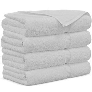 最佳浴巾选择:浴巾芭莎特级土耳其棉超级柔软吸水毛巾
