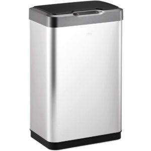 Best Bathroom Trash Can Options: EKO Mirage-T 50 Liter