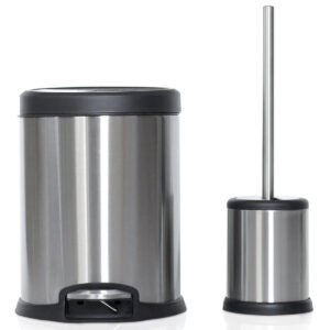 Best Bathroom Trash Can Options: ToiletTree Products Toilet Brush