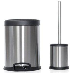 最佳卫生间垃圾桶选项:卫生间厕所刷子