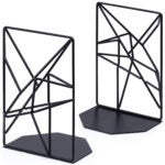 Best Bookends Options: SRIWATANA Bookends Black