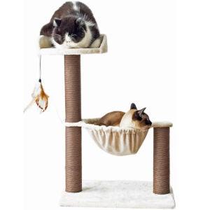 最佳猫抓Post选项:猫猫,猫树吊床