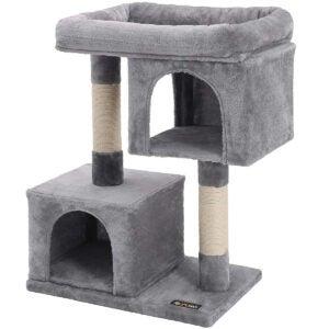 最佳猫抓贴选择:FEANDREA猫树大型猫