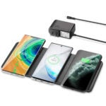 Best Charging Station Options: Wireless Charging Pad, ZealSound Qi-Certified Ultra-Slim
