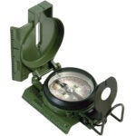 Best Compass Options: Cammenga Official US Military Tritium Lensatic Compass
