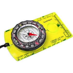 Best Compass Options: Orienteering Compass - Hiking Backpacking Compass