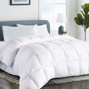 Best Cooling Comforter Options: COHOME King 2100 Series Cooling Comforter