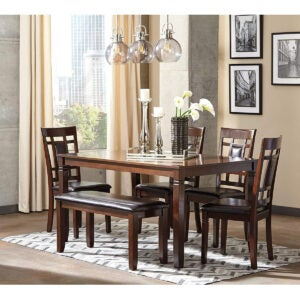 Best Dining Room Tables Options: Signature Design by Ashley Bennox