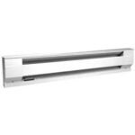 Best Electric Heater Options: Cadet Manufacturing White 05532 120-Volt Baseboard
