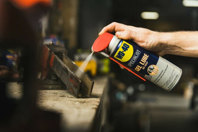 Best Garage Door Lubricant Options