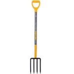 Best Garden Fork Options: True Temper 2812200 4-Tine Spading Digging Fork