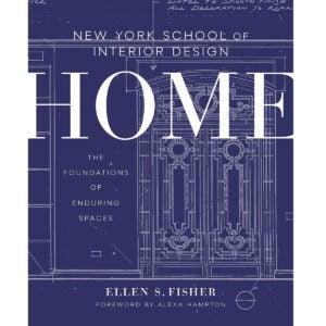 最好的室内设计书籍选项:纽约室内设计学院