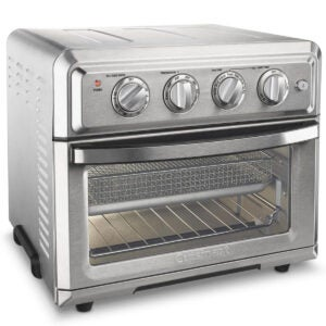 Best Kitchen Appliances Options: Cuisinart TOA-60 Convection Toaster Oven Airfryer