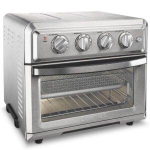 最佳厨房用具选项:Cuisinart Toa-60对流烤箱烤箱烤箱Airfryer