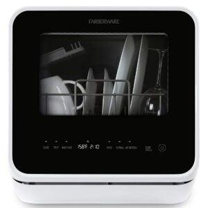 最佳厨房用具选项:Farberware FDW05ASBWHA完整的便携式台面