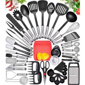 Meilleures options d'ensemble d'ustensiles de cuisine: Ensemble d'ustensiles de cuisine Home Hero Ensemble d'ustensiles de cuisine
