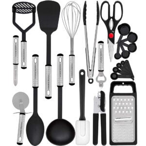 Best Kitchen Utensil Set Options: Home Hero Kitchen Utensil Set