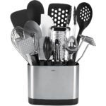 Best Kitchen Utensil Set Options: OXO Good Grips 15-Piece Everyday Kitchen