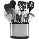 最佳厨房用具套装选项:Oxo好夹具15件式厨房
