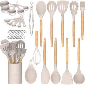 Meilleures options d'ensemble d'ustensiles de cuisine: Ensemble d'ustensiles de cuisine Umite Chef