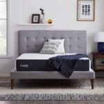 Best Mattress for Kids Options: LUCID 10 Inch Memory Foam Plush Feel