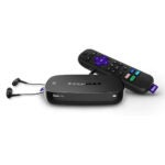 Best Media Streaming Device Options: Roku Ultra Streaming Media Player 4k HD