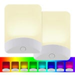 Best Night Light for Kids Options: GE Color-Changing LED Night Light