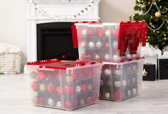 Best Ornament Storage Options