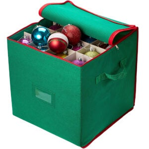 Best Ornament Storage Options: Christmas Ornament Storage