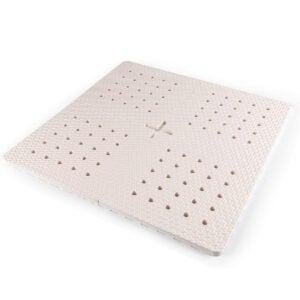 最佳淋浴垫选择:BOWERBIRD原始抗疲劳淋浴隔间垫