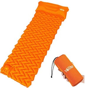 Best Sleeping Pad Options: AirExpect Camping Sleeping Pad