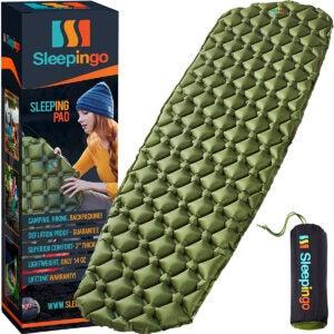 Best Sleeping Pad Options: Sleepingo Camping Sleeping Pad