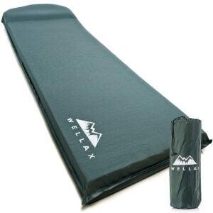 Best Sleeping Pad Options: WELLAX UltraThick FlexFoam Sleeping Pad