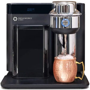 Best Soda Maker Options: Drinkworks Home Bar by Keurig
