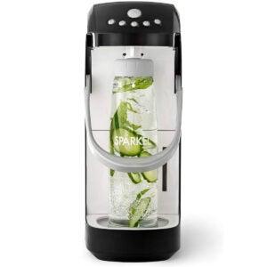 Best Soda Maker Options: Spärkel Beverage System (Black)