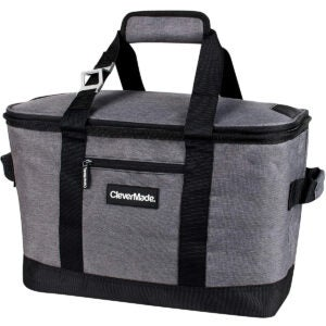 Best Soft Cooler Options: CleverMade Collapsible Cooler Bag