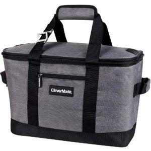 最好的软冷却器选项:CleverMade可折叠冷却袋