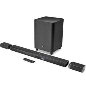 Best Sound Bar Options: JBL Bar 5.1 - Channel 4K Ultra HD Soundbar