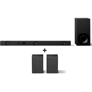 Best Sound Bar Options: Sony Sound Bar with Rear Speakers