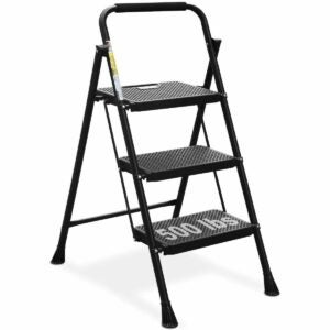 The Best Step Ladder Option: HBTower 3 Step Ladder
