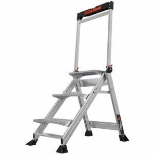The Best Step Ladder Option: Little Giant Ladders, Jumbo Step, 3-Step Stool